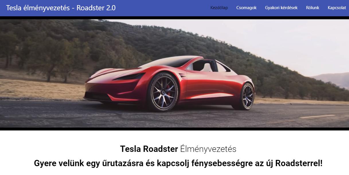 TeslaRoadster.hu